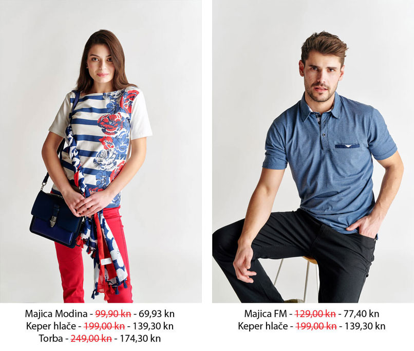 Sezonski popusti Centra Tekstilpromet
